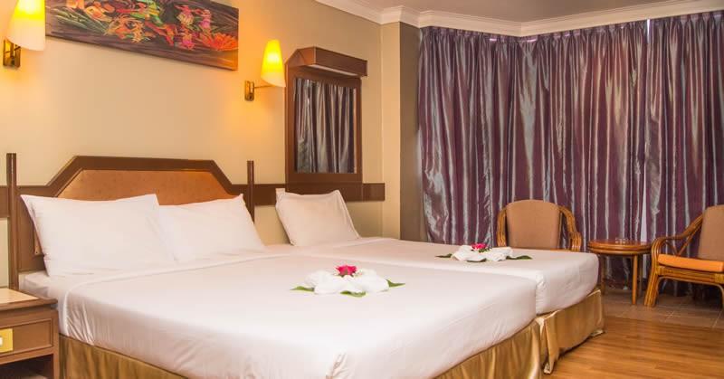 cazare la Hotel Grand Crystal Kedah