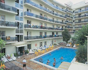 cazare la Hotel Santa Marta Lloret De Mar