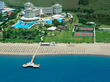 cazare la Botanik Exclusive Resort