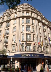 cazare la Hotel Le Plaza Brussels