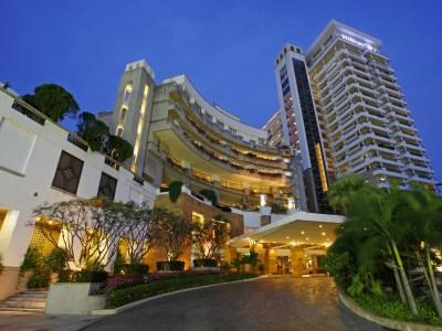 cazare la Hilton Hua Hin (premier Ocean View)