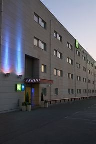 cazare la Holiday Inn Express Madrid - A
