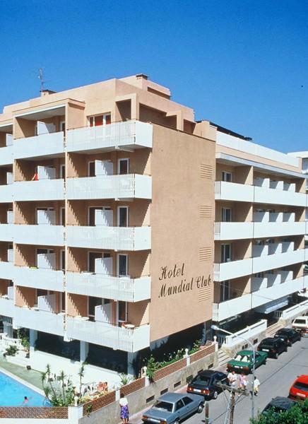 cazare la Hotenco Mundial Club Hotel