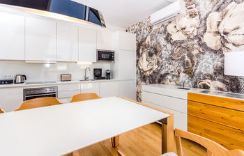 cazare la Abieshomes Serviced Apartments Votivpark