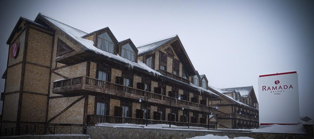 cazare la Ramada Resort Erciyes (25 Km From Kayseri)