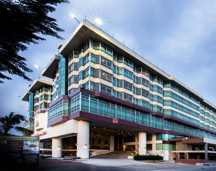 cazare la Grand Inn Come Hotel Suvamabhumi Airport