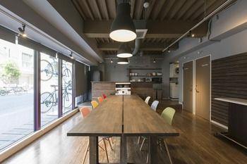 cazare la & And Hostel Ueno