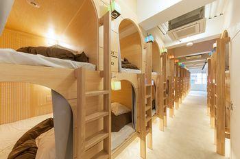 cazare la &and Hostel Akihabara