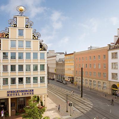 cazare la Steigenberger Hotel Sonne