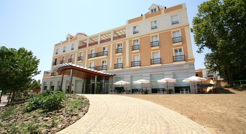 cazare la Gran Hotel Aqualange