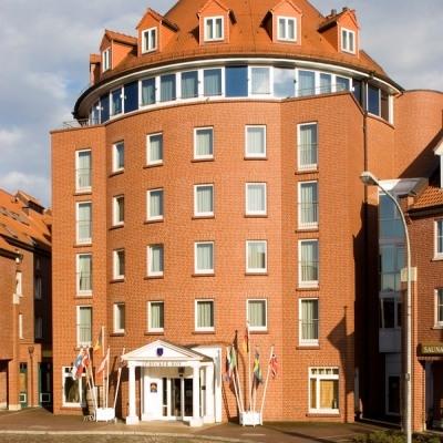 cazare la Best Western Nordic Luebecker Hof