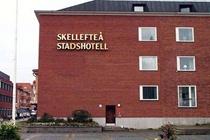 cazare la Best Western Skelleftea Stadshotell