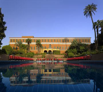 cazare la Cairo Marriott Hotel