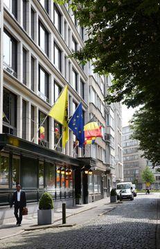cazare la Plaza Hotel Antwerp