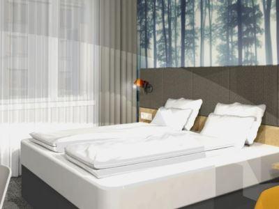 cazare la Holiday Inn Munich - Leuchtenbergring