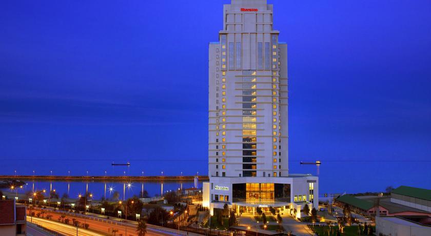 cazare la Sheraton Samsun Hotel