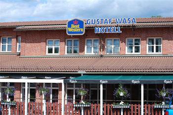 cazare la Best Western Gustaf Wasa Hotel