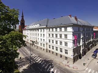 cazare la Mercure Ostrava Center