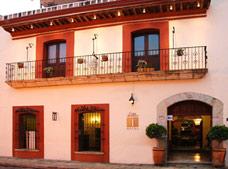 cazare la Hotel Casa Antigua Oaxaca
