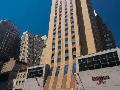 cazare la Residence Inn Manhattan Times Square