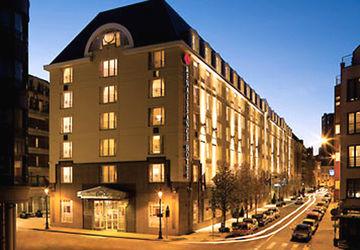 cazare la Renaissance Brussels Hotel