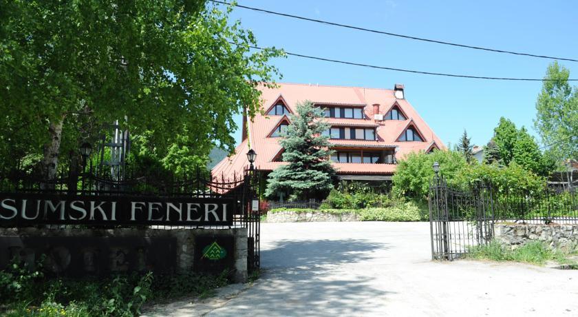cazare la Sumski Feneri Hotel