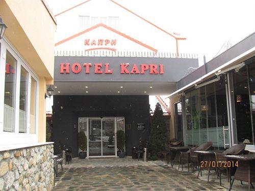 cazare la Kapri Hotel