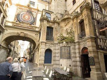 cazare la Ibis Styles Rouen Centre Cathe