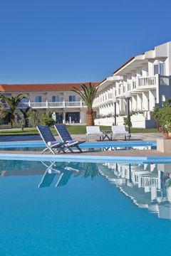 cazare la Chryssana Beach Hotel
