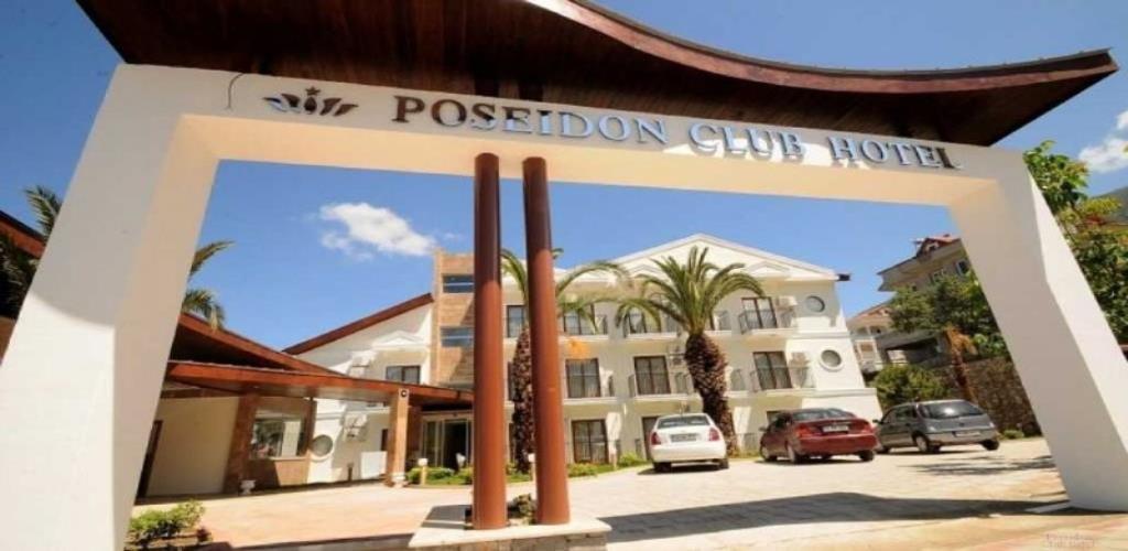 cazare la Club Hotel Poseidon