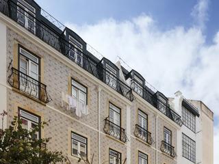 cazare la Lisbon Serviced Apartments Castelo De Sao Jorge