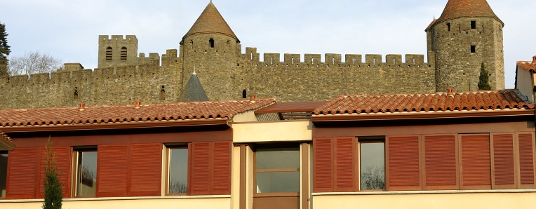 cazare la Adonis Carcassonne La Barbacane