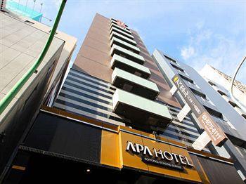 cazare la Apa Hotel Roppongi Itchome Ekimae