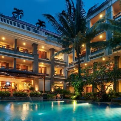cazare la The Vira Bali Hotel