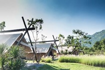 cazare la Lala Mukha Tented Resort Khao Yai