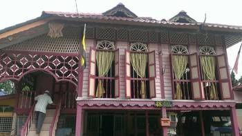 cazare la Homestay Bukit Gantang