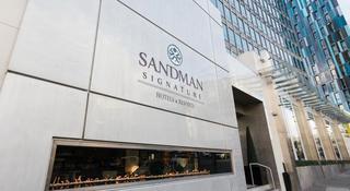 cazare la Sandman Signature Hotel Newcastle