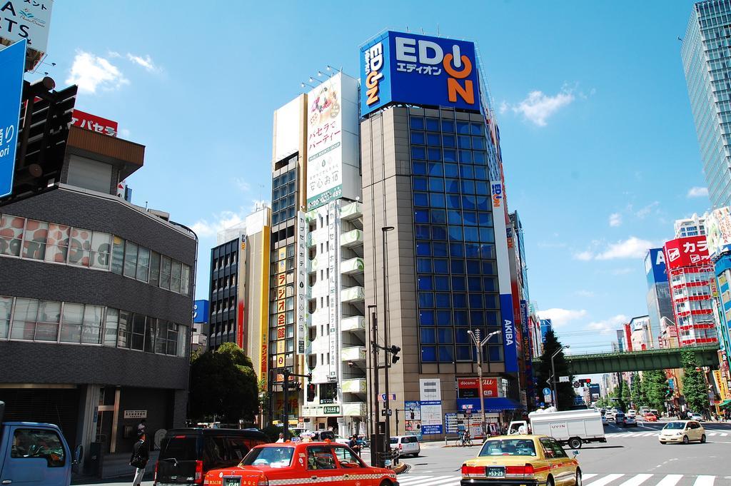 cazare la Capsule Hotel Anshin Oyado Akihabara