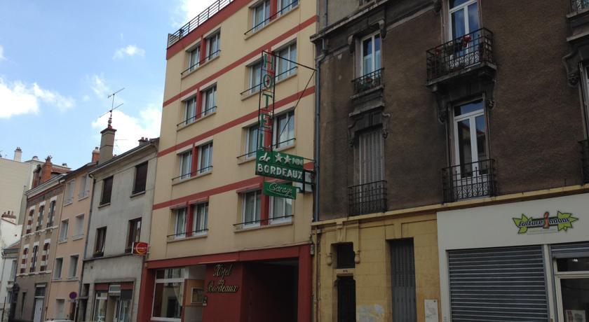cazare la Hotel De Bordeaux