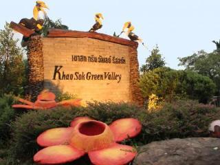 cazare la Khao Sok Green Valley Resort