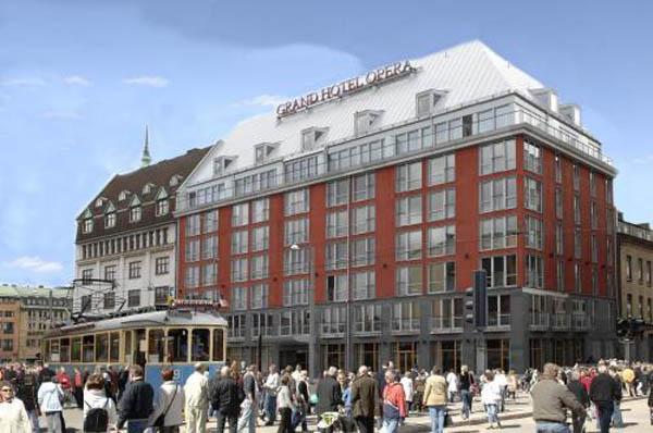 cazare la Grand Hotel Opera