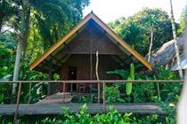 cazare la Khao Sok Riverside Cottages