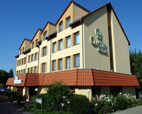 cazare la Classik Hotel Magdeburg
