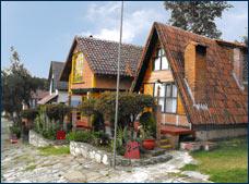 cazare la Villa Alpina El Chalet