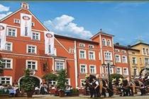 cazare la Zum Erdinger Weissbrau (munich Airport, 42 Km From Munich)