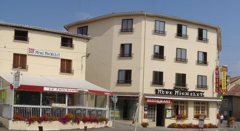 cazare la Hotel De La Mere Michelet