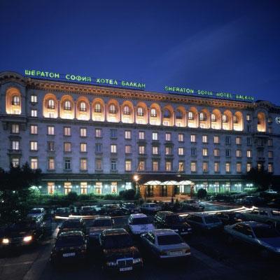 cazare la Sofia Hotel Balkan A Luxury Collection Hotel