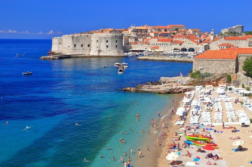 cazare la 650591) Apartamento En El Centro De Dubrovnik Con Aire Acondicionado, Lavadora