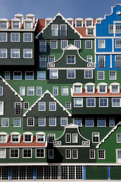 cazare la Inntel Amsterdam Zaandam