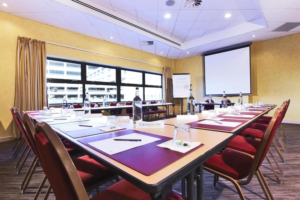 cazare la Hotel Restaurant Campanile Glasgow Secc - Hydro